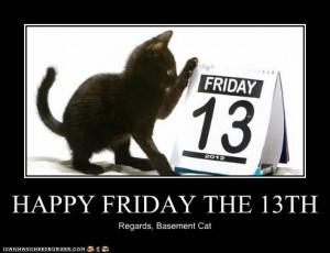 Happy Funny Friday the 13th!!!