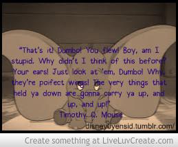 Dumbo S Quotes