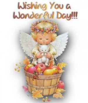 Angel: Wonderful Day