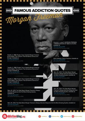 Morgan Freeman on smoking marijuana and legalization (INFOGRAPHIC)