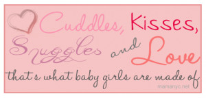 Little Girls Quote Daughter