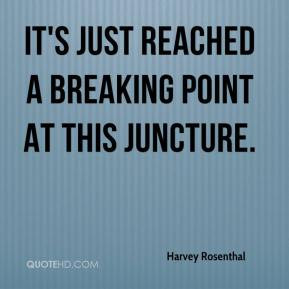 Breaking point Quotes