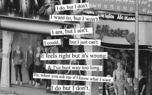Feeling Confused Quotes. QuotesGram  Confused Hurt Quotes Tumblr