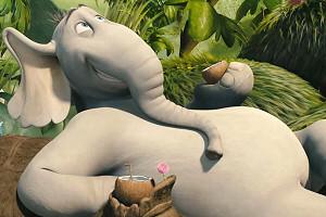 Horton (Jim Carrey) - Picture © 20th Century Fox