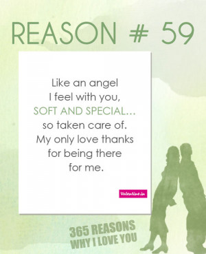 True Love quotes here ☛ 365 Reasons Why I Love You
