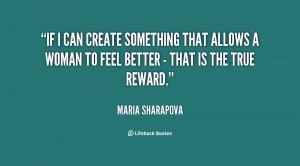 Maria Sharapova Quotes