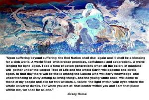 Crazy Horse: Quote