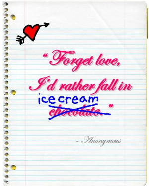 Icecream Journal