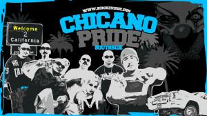 Chicano Pride 2010 by SHFdezign