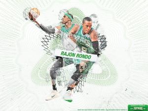 Wallpaper: Rajon Rondo – 'Superstar' Series