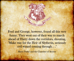 Harry Potter funny quote
