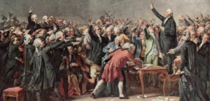 French Revolution Tennis Court Oath 1789 French revolution: bourgeois