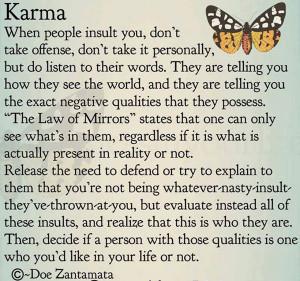 karma, life, love, quotes, sayings
