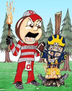 Ohio State vs. Michigan 2.5 SMALL