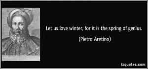 More Pietro Aretino Quotes
