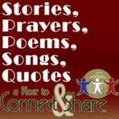 ... stories, prayers, military related poems, songs and quotes