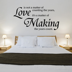 Tweet Love Making Wall Quote Stickers From Abode Art