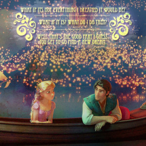 "Disney Princess Challenge ★Day 11.- Favorite Quote: ""What if its ..."