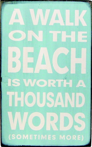 ... Words - 50 Warm and Sunny Beach Therapy Quotes - Style Estate