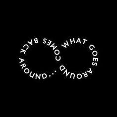 Truth #Karma #Quotes #QuoteOfTheDay #Infinity sarahegab.tumblr.com ...