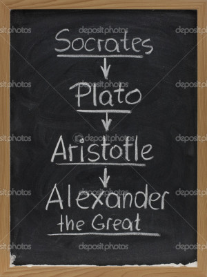 great philosophers plato aristotle