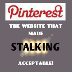 STALKERS *Stalking* EVERYWHERE ! Awareness *BE* Aware !