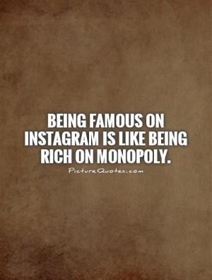 Famous Quotes Instagram Quotes Rich Quotes