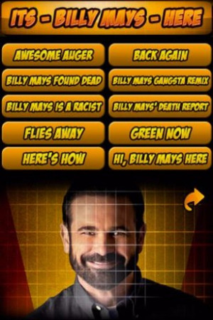 Billy Mays - Soundboard by USA AppMakers Inc