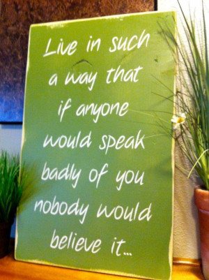 Decal Quote Wall Lettering