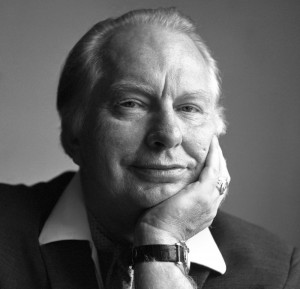 Ron Hubbard Founder of Dianetics & Scientology