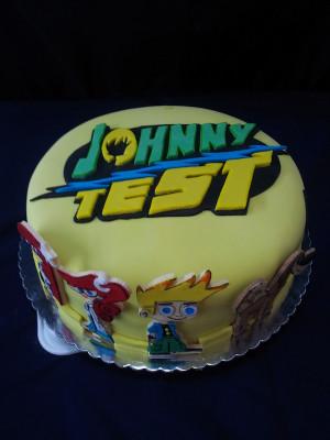 Johnny Test And Sissy Alev