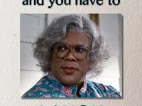 Heller and Hallelujer!! Madea Madea :) LAUGHING WITH MADEA Madea Love!