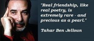 Tahar ben jelloun famous quotes 2