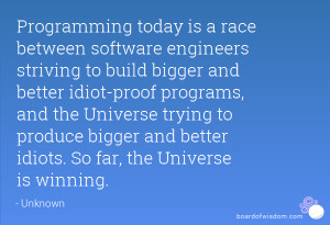 The Best Engineering Quotes