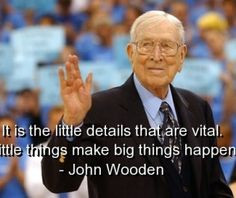 john wooden quotes | john, meaningful, quotes, sayings, things, wooden ...