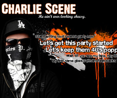 Go Back > Pix For > Hollywood Undead Charlie Scene Quotes