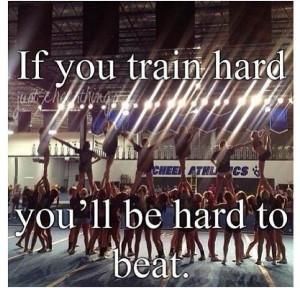 Cheerleading Teamwork Quotes