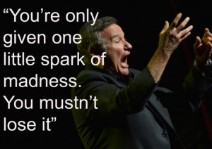 11 amazing quotes from Robin Williams' incredible life and career