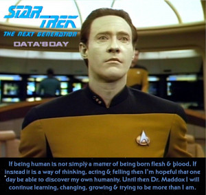 deviantART: More Like Star Trek The Next Generation Q Who quote by