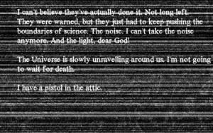 Fallout Quote HD Wallpaper