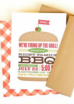 10 Great Examples of Labor Day Invitations « DuoParadigms Public ...