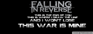 Falling in Reverse Lyric Quotes