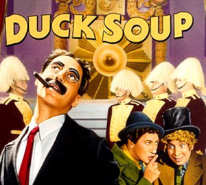 movie poster for the Marx Brothers' 1933 film