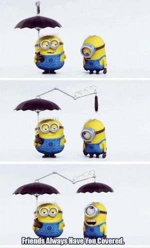 Awesome Minion Meme