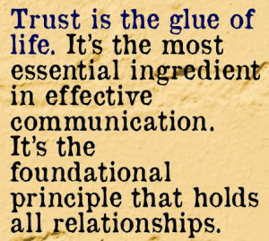 Quotes On Trust In Relationships Quotes About Trust Issues and Lies In ...