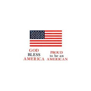 American Flag and Sayings Home Decor Stencil - Stencil with paints ...