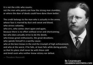 The Greatest US President Tournament: Round 1: Theodore Roosevelt vs ...