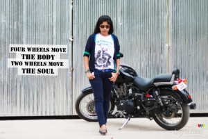 women motorcycle quotes and a motorcycle had been
