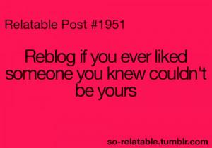 love truth true reblog crush so true teen quotes relatable so ...
