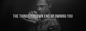 Fightclub No Fear Quote Fightclub Never Be Complete Quote Fightclub ...